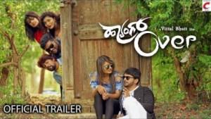 Video: Hangover - Official Trailer   Bharath, Raj, Chirag, Mahati. Nandhini, Shahan Ponnamma